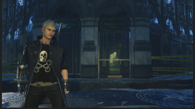 Nero Dead Weight Shirt