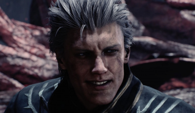 Vergil Hair Bangs
