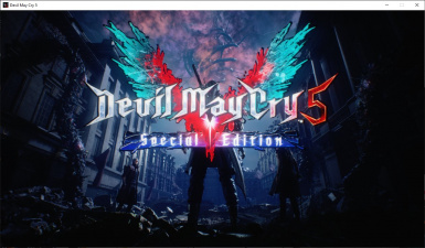 Devil May Cry 5 Special Edition (not actually Devil May Cry 5 Special Edition)
