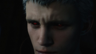 NERO DEVIL RED EYES