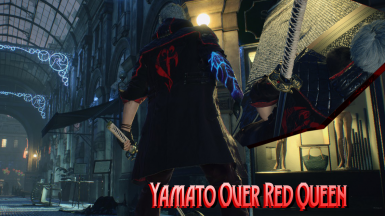 Yamato Over Red Queen