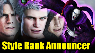 Jester Style Rank Announcer