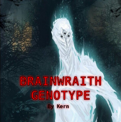 Brainwraith Genotype - Play as a psychic ghost