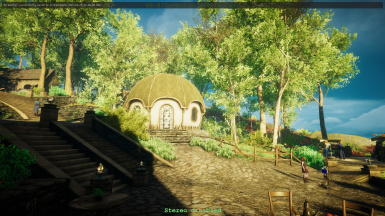 option B shaderfix off reshade right side screen