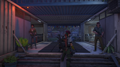 TheDivision 2 - Realistic ColorCorrection