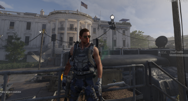 The Division 2 ReShade HRD complete visual overhaul