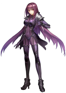 Fate Grand Order Scathach Voice mod