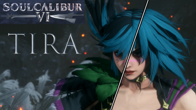 Tira from Soul Calibur VI (Cloth-Weapon-Voice)