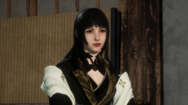 Gentiana the Gentle Blade (Final Fantasy XV)