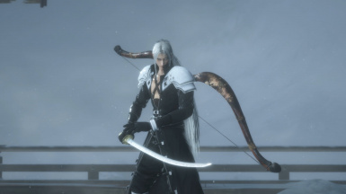 Sephiroth from Final Fantasy VII Remake