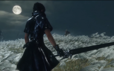 Noctis from Final Fantasy NT