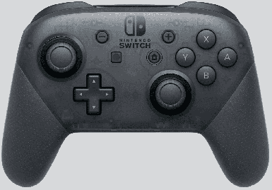 Switch Pro Controller Icons