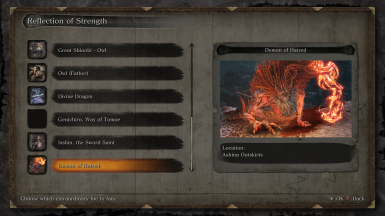 Sekiro the Undead (Easy and Normal Difficulty and Even Harder mod 1.06)