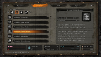 Sekiro Proofread - Translation Fixes and References Restored