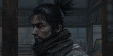 Bearded Sekiro