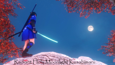 Holy Moonlight Kusabimaru