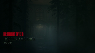 Horror Ambience (and custom banner and logo for Steam)