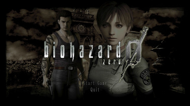 Resident Evil to Biohazard 0 conversion