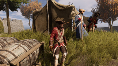 Redcoat Outfit
