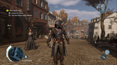Arno Fearless Outfit At Assassin S Creed Iii Remastered Nexus
