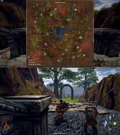 Ultra Widescreen and Co-op UI Fixes (Updated version)