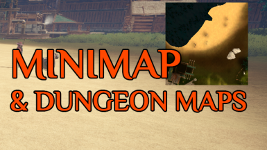 Minimap and Dungeon Maps