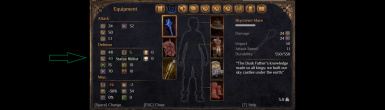 Stats Tooltips