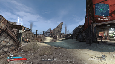 Better Looking Borderlands Enhanced at Borderlands Game of the Year