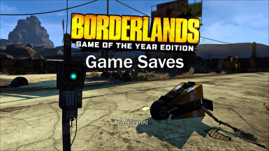 Borderlands Enhanced Save Game Repository (Beta)
