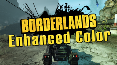 Borderlands Enhanced Color