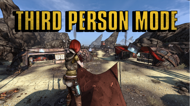 Third Person Mode