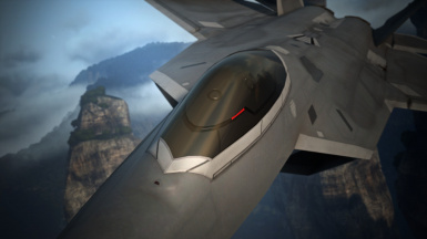 F-22A -QFA Conversion- VISMOD