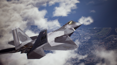 F-22A Splinter Aggressor