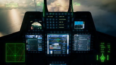 Alternative Cockpits for F-22A