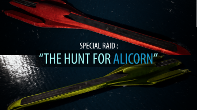 The Hunt for Alicorn