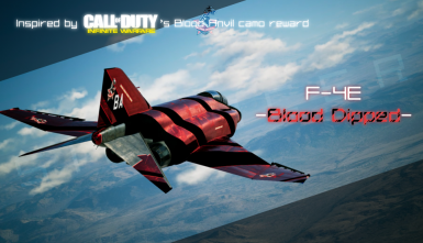 F-4E -Blood Dipped-