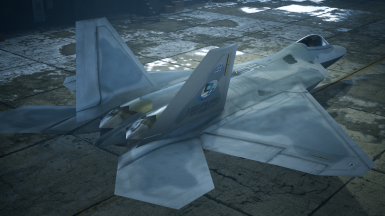 F-22A FAMO (Fully Accurate Mobius One)