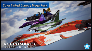 Color Tinted Canopy Mega Pack