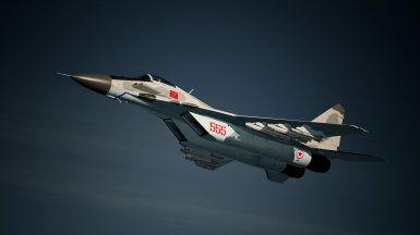 MiG-29A -Korean People's Army Air and Anti-Air Force-