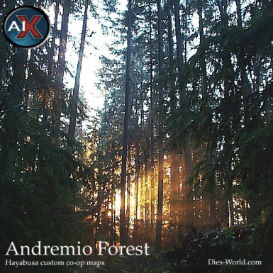 Andremio Forest (AIX) (Singleplayer MAP)