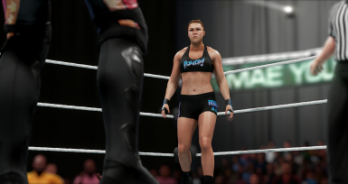 Ronda Rousey (Evolution 2018)