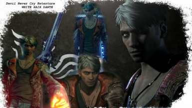 Devil Never Cry Re-texture