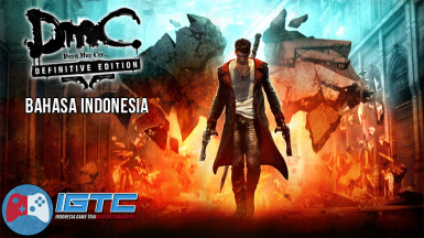 DmC - Devil may Cry Bahasa Indonesia