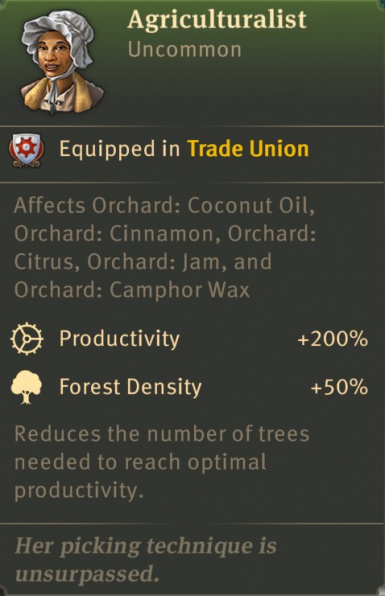 Orchard Boost