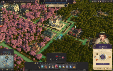 Tourist Season Orchard Rework - Cherries and Apples and New World