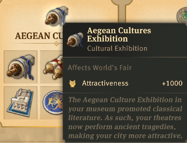 More Useful Culture Sets Effects