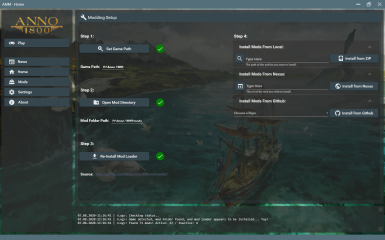 Anno 1800 Mod Manager