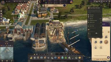 Instant Ships Construction