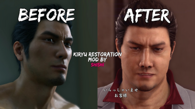 Real Kiryu Restoration