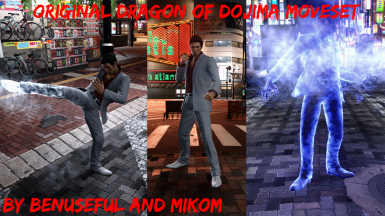 Dragon of Dojima Restoration and Classic Boss Restoration